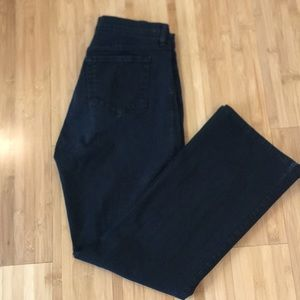 NYDJ Black Boot Cut Size 10